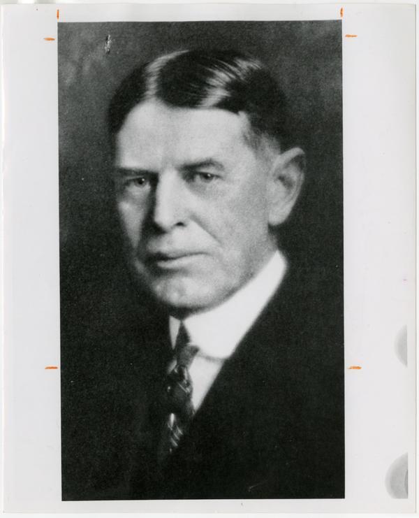 Portrait of George I. Cochran