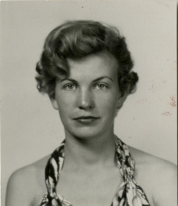 Portrait of Katherine Aldeu