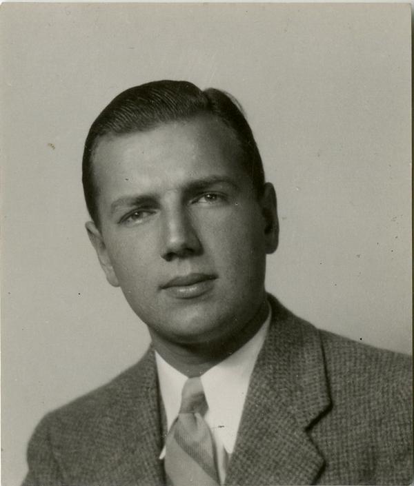 Portrait of Faran Whitehorn