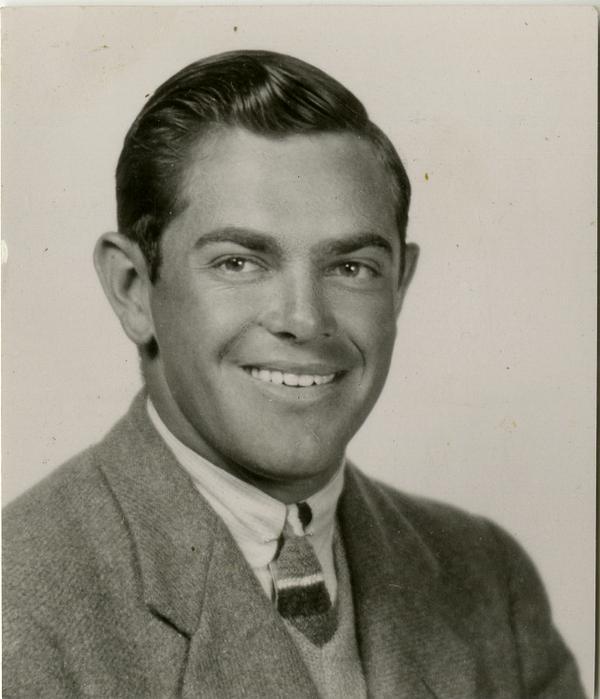 Portrait of Ed Rydalch