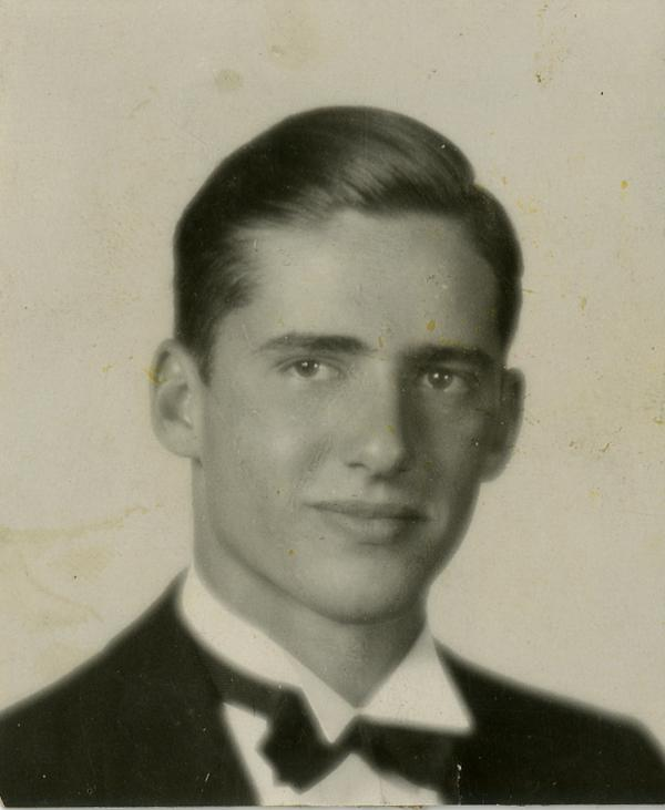 Portrait of Jack B.