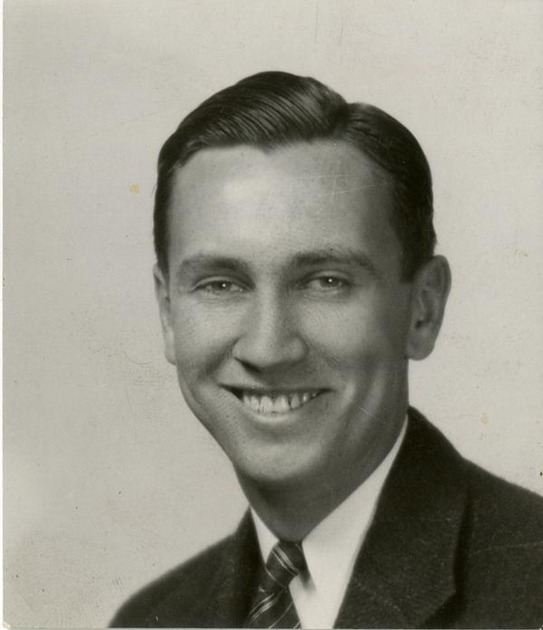 Portrait of Jack Reed