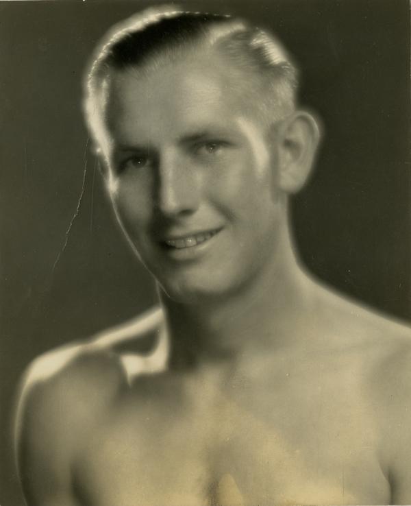 Portrait of Bert M.
