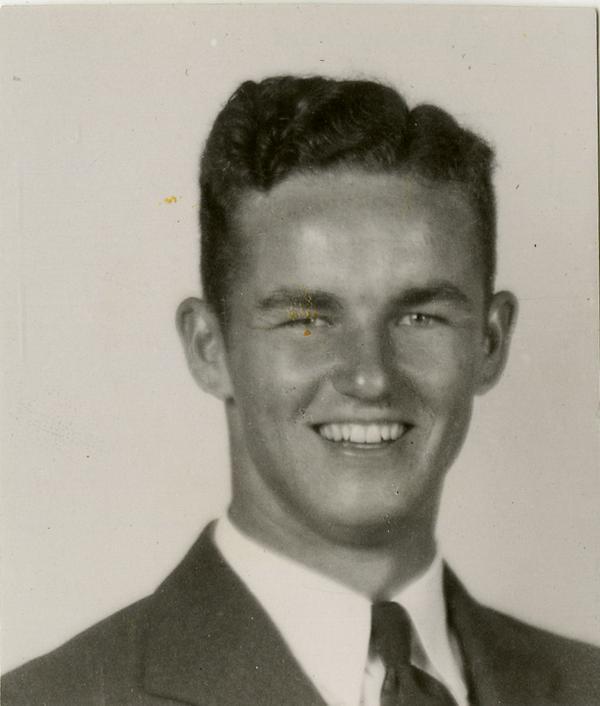 Portrait of Glenn Sanderson