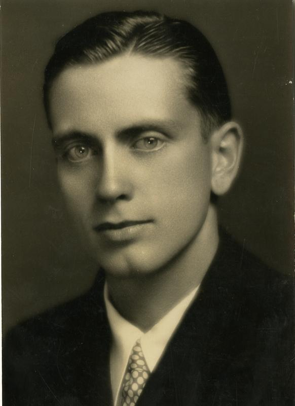 Portrait of Harry Dunham