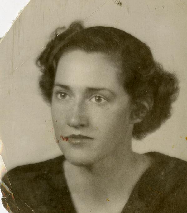 Portriat of Mary K. William