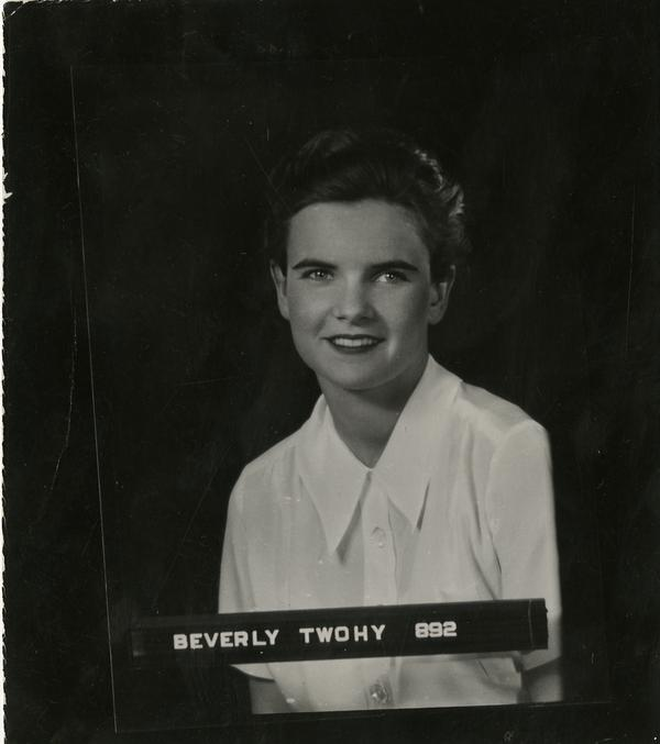 Portrait of Beverly Twohy