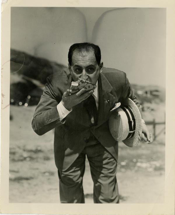 Photo of student, ca. 1930s