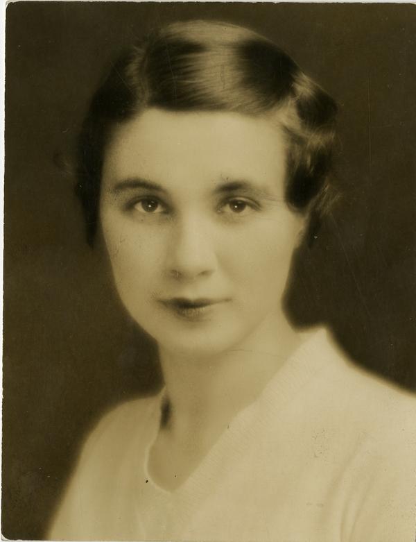 Portrait of Martha Grim