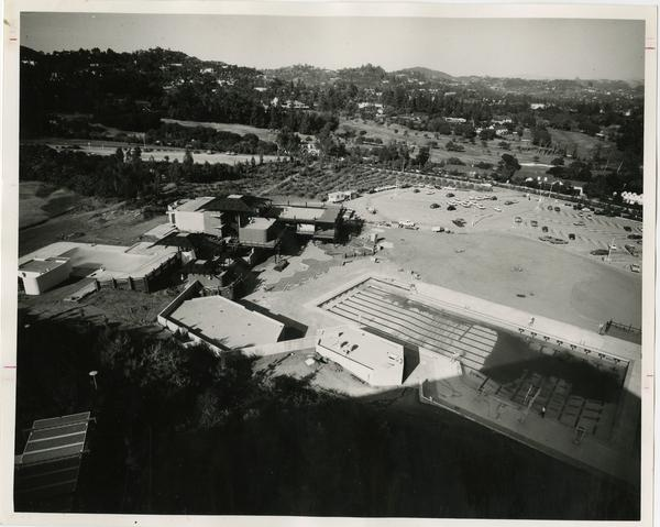 View of Sunset Canyon Recreation Center
