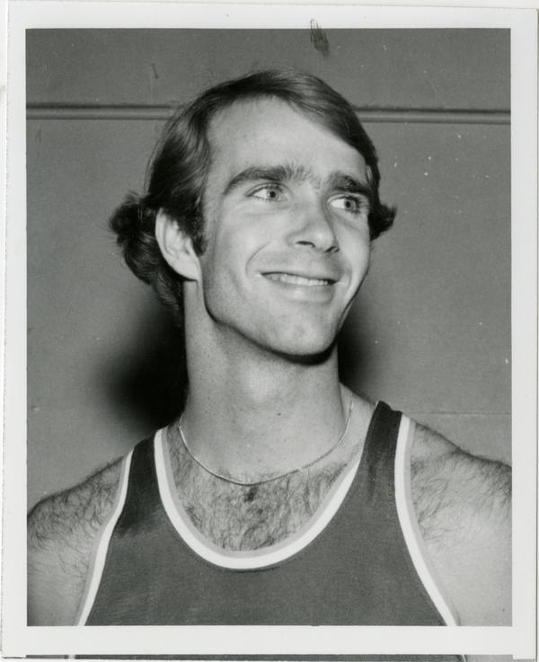 UCLA volleyball player Greg Giovanazzi, 1978