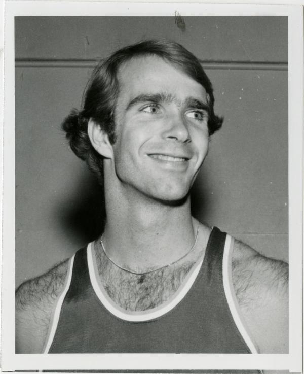 UCLA volleyball player Greg Giovanazzi, 1978