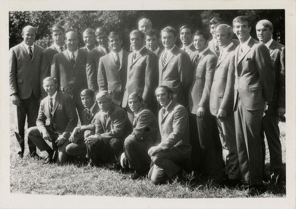 UCLA Water Polo team, ca. 1969