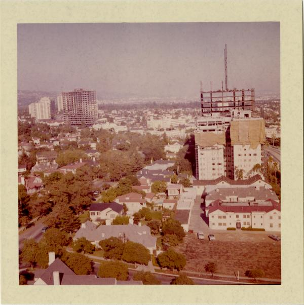 View of Westwood, ca. 1964