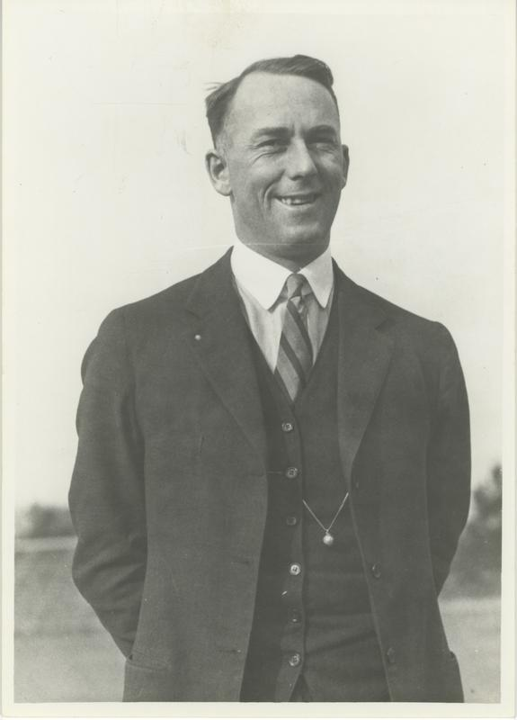 Frederick W. Cozens, Dean of College of Applied Arts, ca. 1939