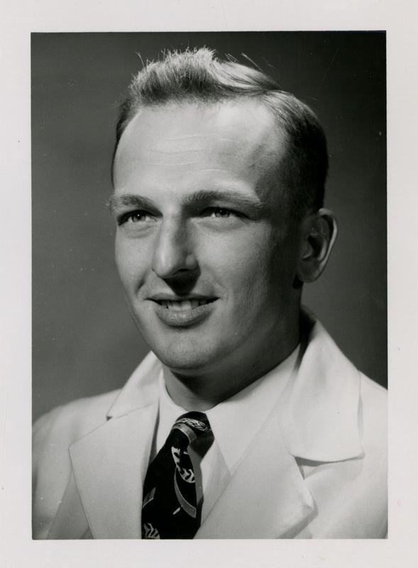William Berry Wilson, Jr., graduate of the medical school, class of 1959