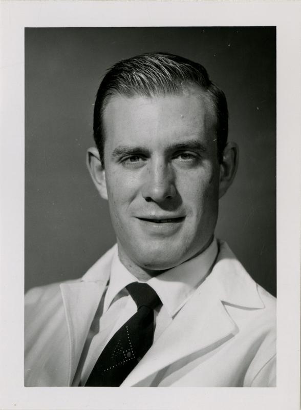 John Michael Neff, graduate of the medical school, class of 1959