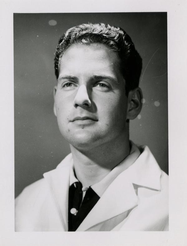 Ronald Stanley Bronow, graduate of the medical school, class of 1959