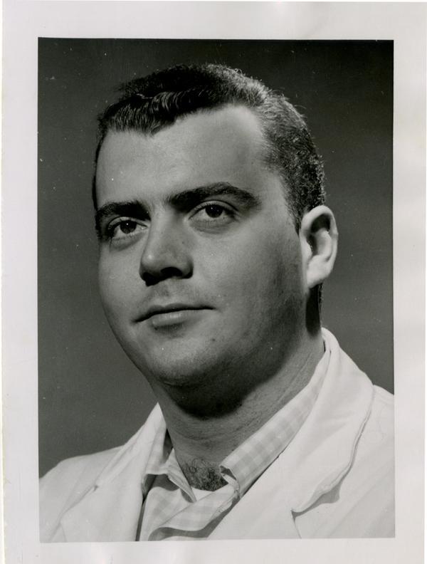 Richard Alan Berner, graduate of the medical school, class of 1959