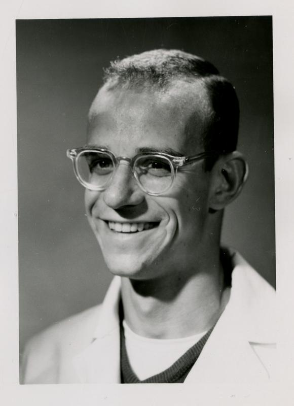 Donald Edward Potter, graduate of the medical school, class of 1959