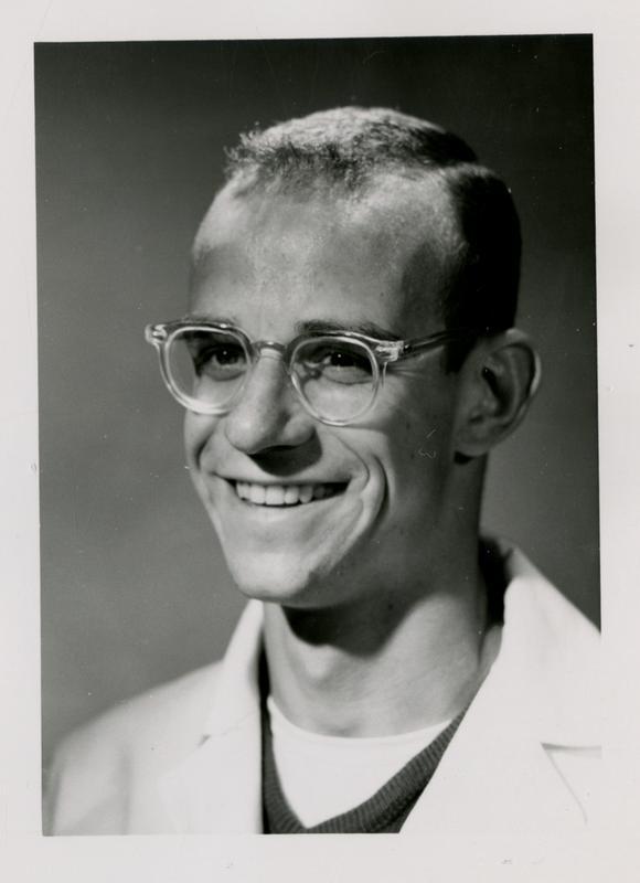 Donald Edward Potter, graduate of the medical school, class of 1959