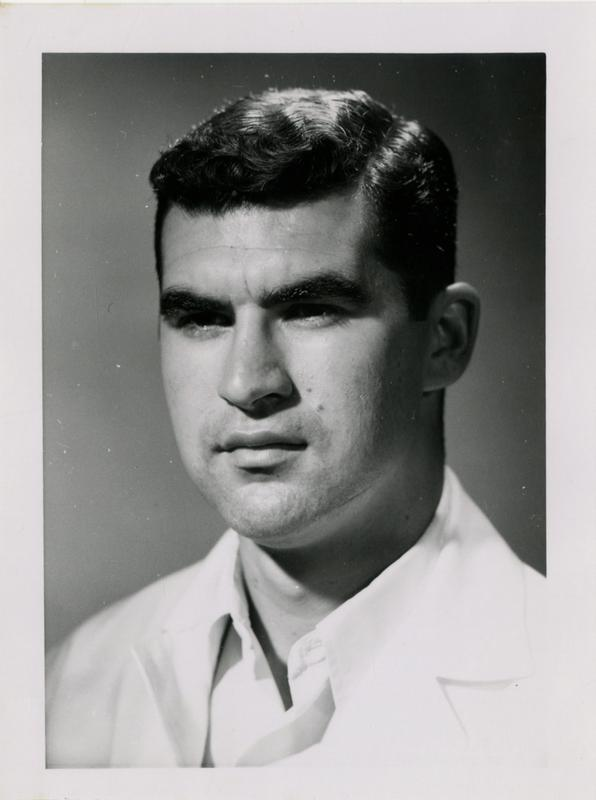 Robert Douglas Smith, graduate of the medical school, class of 1959