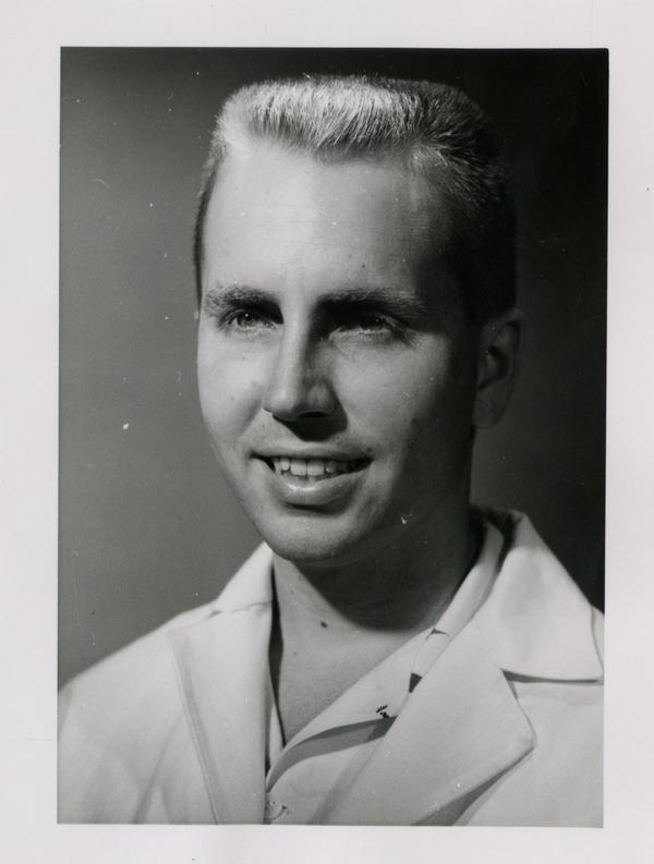 David Edward Randel, graduate of the medical school, class of 1959