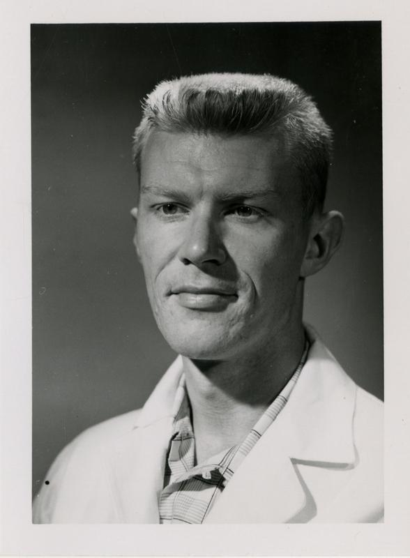 George Christopher Cunningham, graduate of the medical school, class of 1959