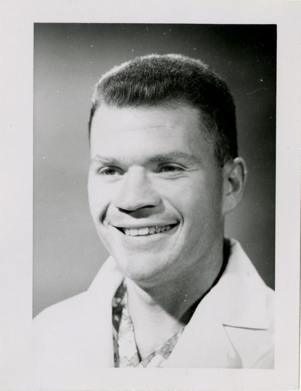 Paul Harvey Gooley, graduate of the medical school, class of 1959