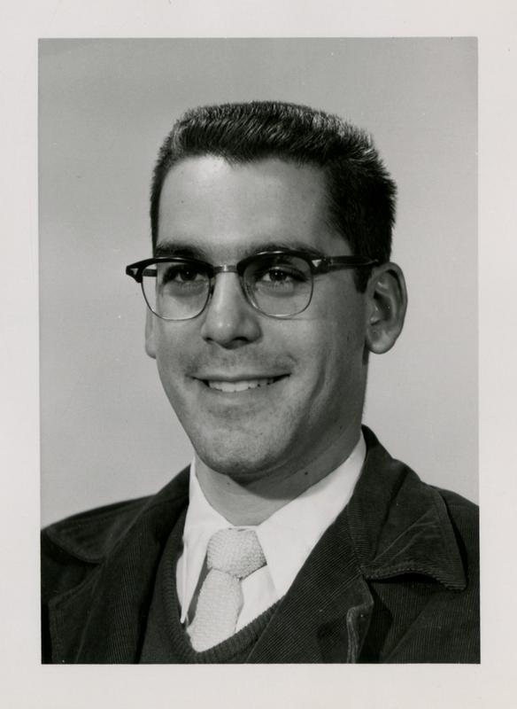 Herbert David Ruttenberg, graduate of the medical school, class of 1959