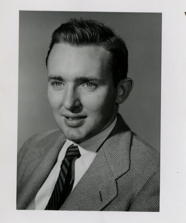 Daniel Dubose Hansen, graduate of the medical school, class of 1959