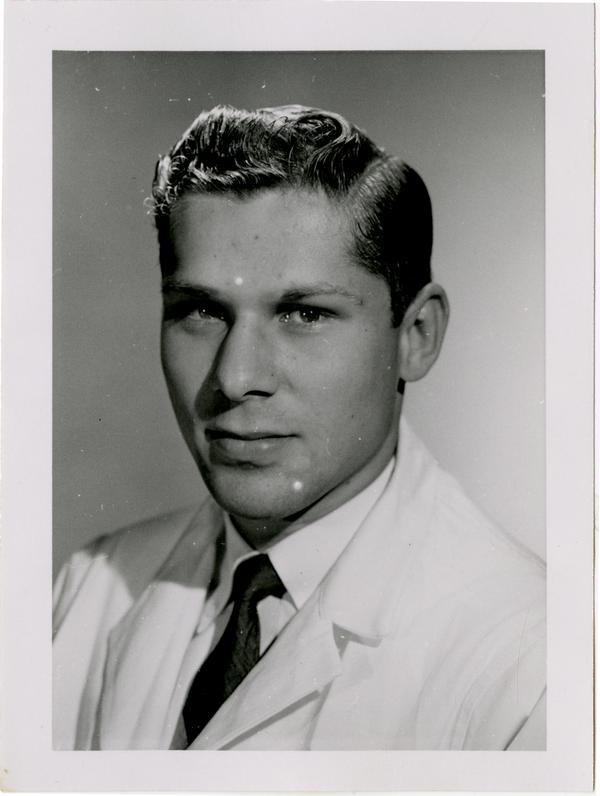Howard Lee Bachrach, graduate of the medical school, class of 1959