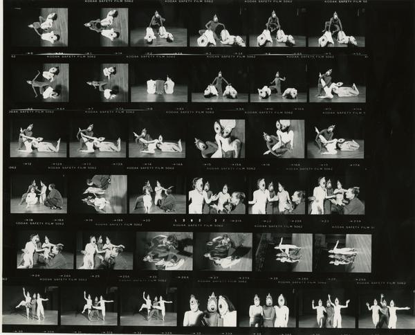 "Contact sheet of scenes from ""I made Dibra"""