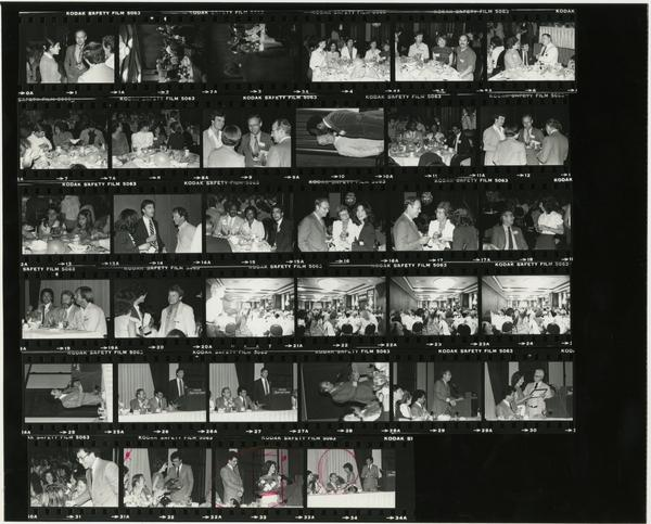 Dentistry Alumni luncheon (5/2/1982)