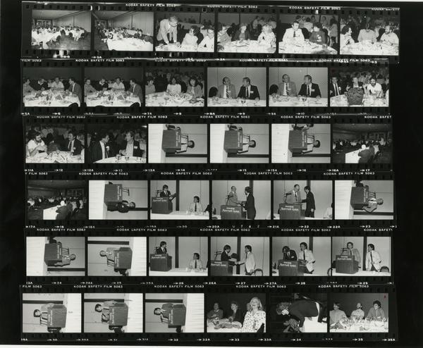 Dentistry Alumni luncheon (4/10/1983)