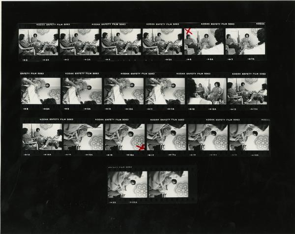 Contact sheet of Asian Pacific Council / Nursing Center (5/10/1984)