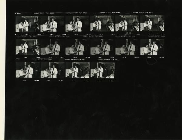Contact sheet of Bruin Care (11/14/1983)