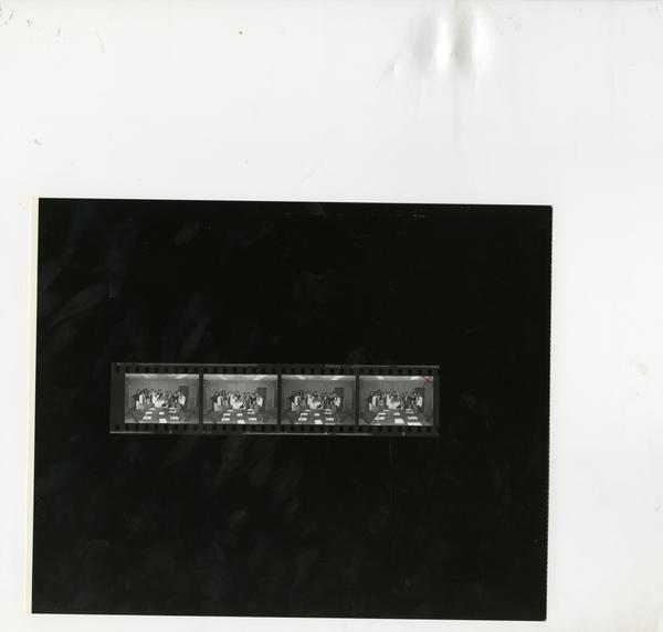 Contact sheet of MediScene Editorial Board, 1986