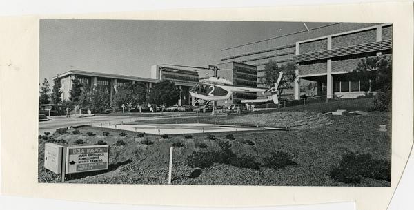 Helicopter - Medical Center