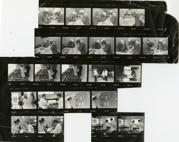 Contact sheet of Historical Dentistry