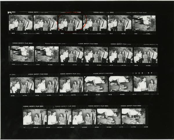House Staff - Medical Center (6/22/1984) (Rose Laskin, House Staff Liaison)