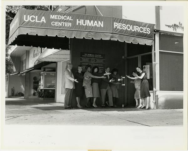 Human Resources - Medical Center (4/10/1985)