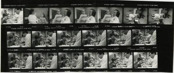 Contact sheet of JCCC Patient Care