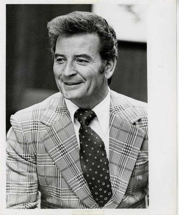 Portrait of Aaron Lohr
