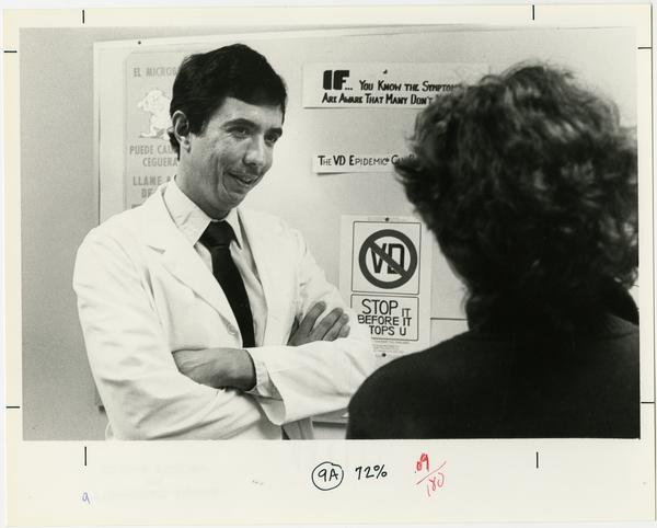 Dr. Roland R. Lopez (4/27/1983)