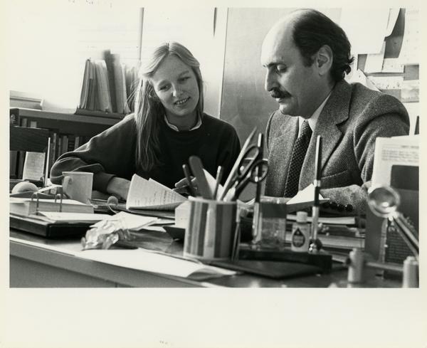 Louis Booker Wright and Robert Vosper (June 1967)