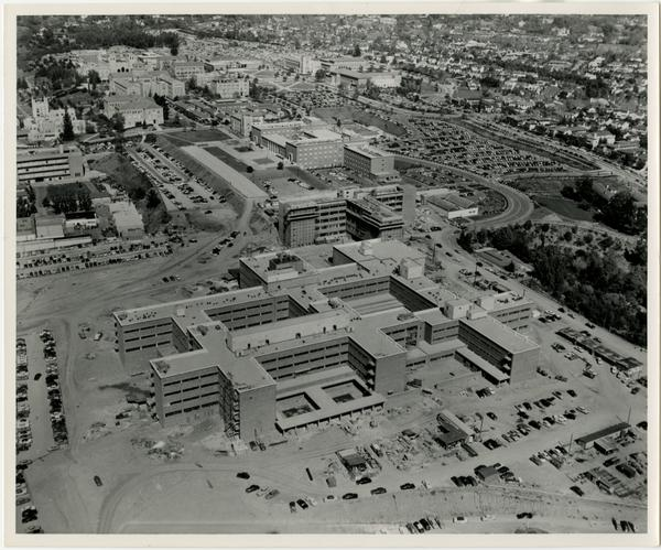 UCLA Medical School construction