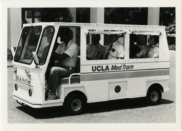 UCLA Med Tram