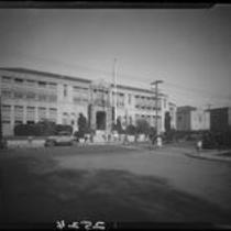 Selma Avenue School, Hollywood, 1931