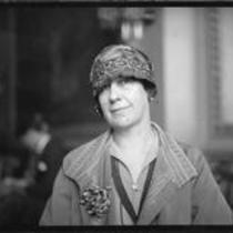 Attorney Alice M. Birdsall, 1927